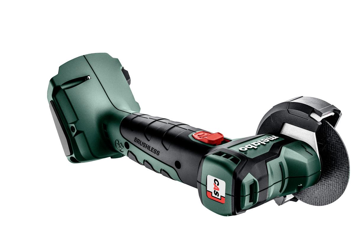 Metabo CC 18 LTX BL Akku-Winkelschleifer 18V 76mm 76mm - ohne Akku - ohne Ladegerät