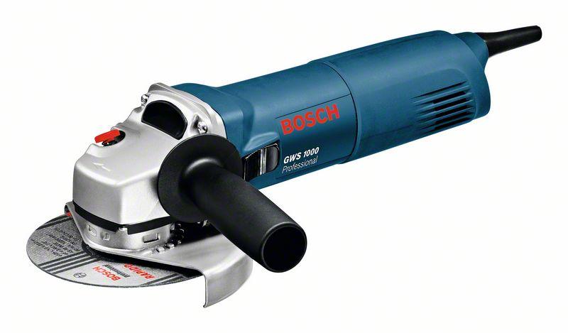 Bosch GWS 1000 Winkelschleifer 230V 1000W 125mm 125mm
