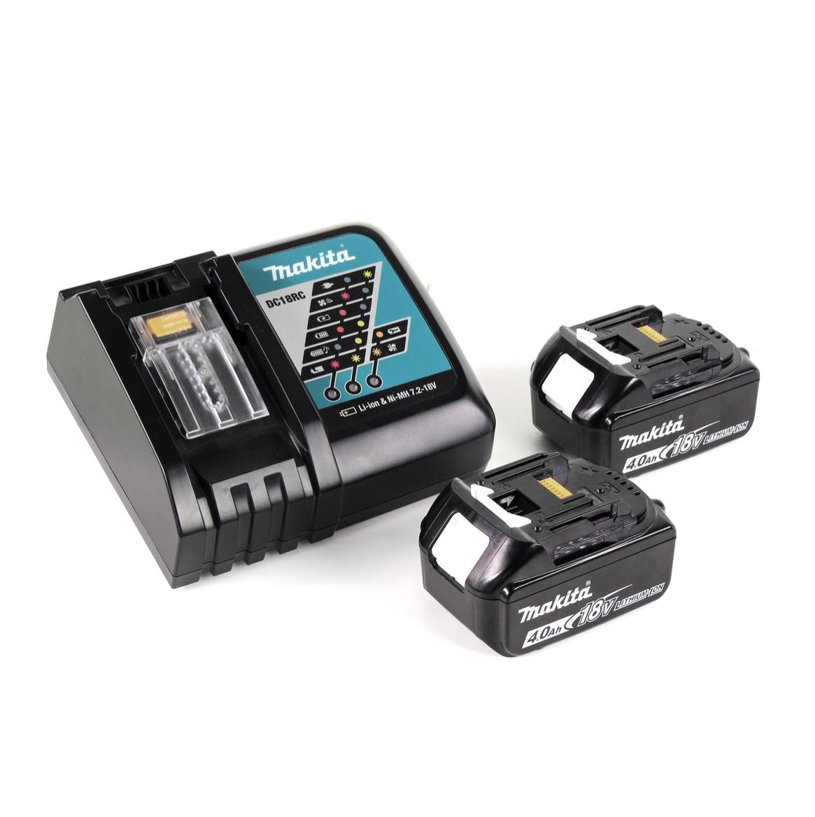 Makita DGA504RMJ Akku-Winkelschleifer 18V Brushless 125mm 125mm + 2x Akku 4,0Ah + Ladegerät + Koffer_ab__is.image_number.default
