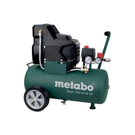 Metabo Basic 250-24 W OF Kompressor 8bar